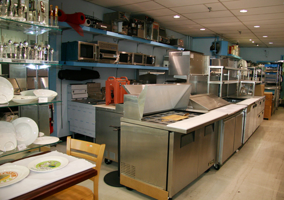 Dinetz Restaurant Equipment Toronto Showroom