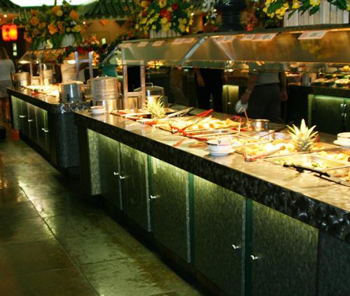 Dinetz custom restaurant fixture fabrication for Equipement bar restaurant